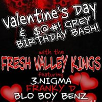 Fresh Valley Kings V-Day Ball