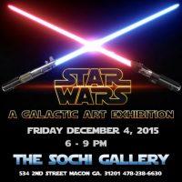 Star Wars Art Exhibition & Sale Final Week