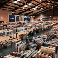 48th Annual Friends of the Library Old Book Sale 2016