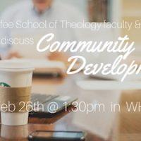 """Building the Beloved Community Symposium: """"Coffee Break"""""""