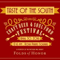 Just Tap'd Taste of the South Craft Beer and Food Festival