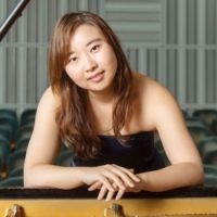 Pianist Woori Kim and Art by Marlin Adams