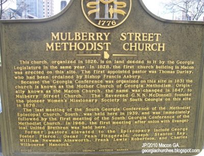 Mulberry Street United Methodist Church