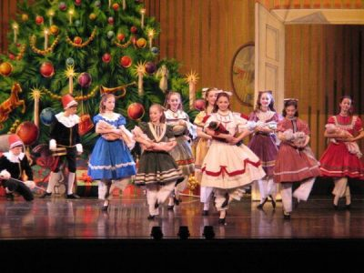 Nutcracker Extravaganza Pop-Up Shop