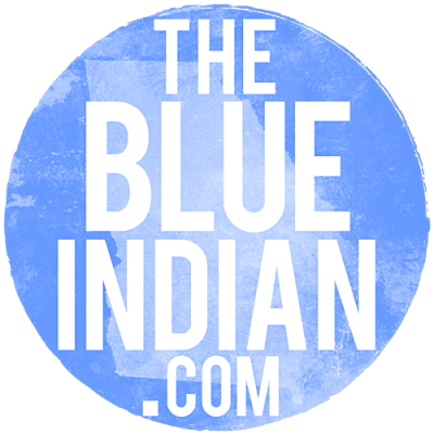 The Blue Indian