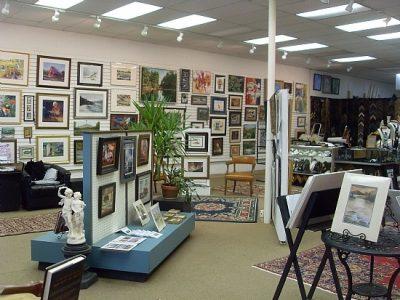 Art on the Avenue Fine Art Gallery