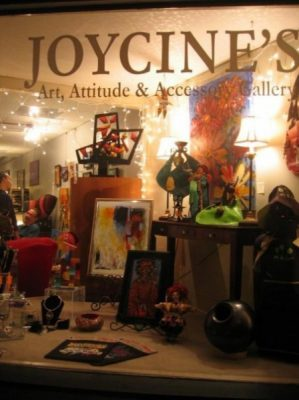 Joycine's Art, Attitude, and Accessory Gallery