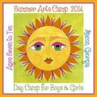 Summer Arts Camp 2013