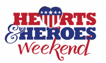 Hearts and Heroes Weekend