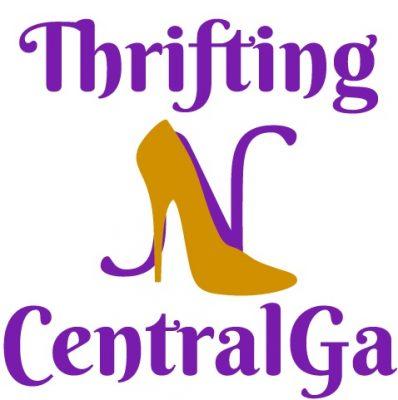 Thrifting CentralGa--- Jocelyn Hunt