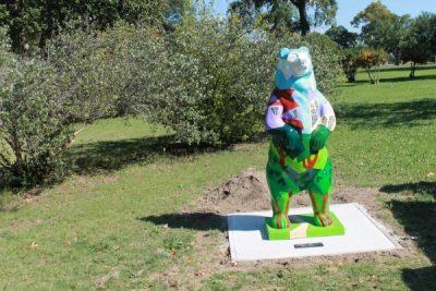 Tattnall Park Bear