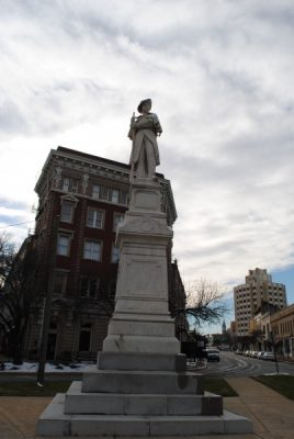 Confederate Memorial for Men of Bibb Co.
