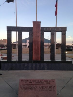 Middle Georgia's Veteran Memorial