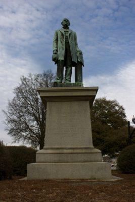 William W. Wadley Statue