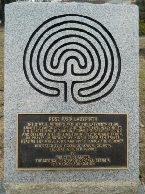 Rose Park Labyrinth