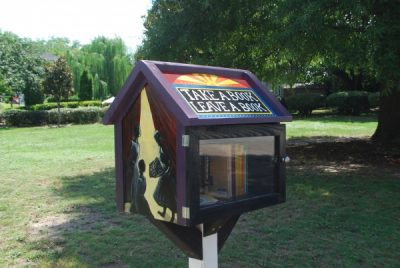 Little Libraries - G. Bernd Park