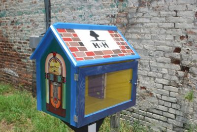 Little Libraries - Forsyth Street