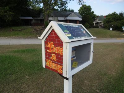 Little Libraries - Oglethorpe Street