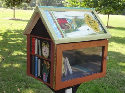 Little Libraries - Tatnall Square Park