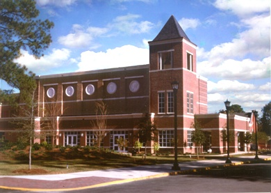 McCorkle Music Building - Mercer University