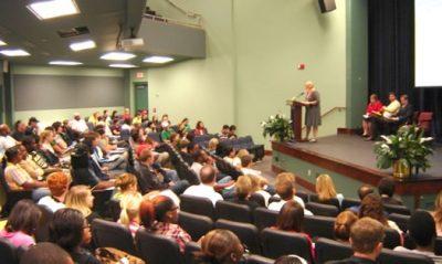Walker Auditorium - Middle Georgia State University