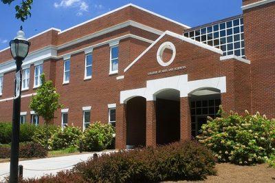 Arts and Sciences Auditorium - Georgia College