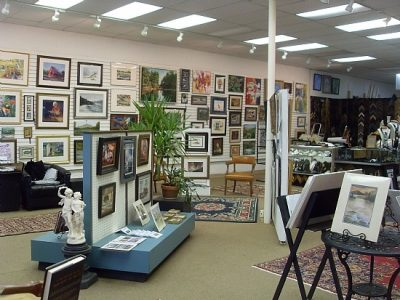 Art on the Avenue Fine Art Gallery